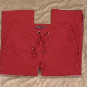 Prana red coral crops